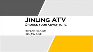 Jinling ATV Trailer signage